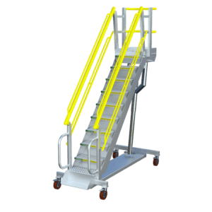 RollAStep_G_Series_Self_Leveling_Work_Platform_With_Stairs_G10